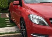 Mercedes benz clase b 2012 92000 kms