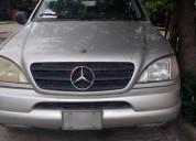 Mercedes benz ml 55 1999 15666 kms