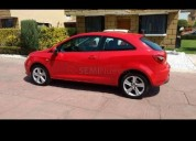 Seat ibiza coupe 2013 112000 kms