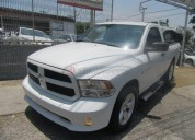 Dodge ram 1500 pick up 2015 en guadalajara