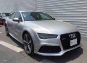 Audi rs 7 sportback 2017 en metepec