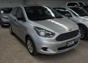 Ford figo impulse 2017 18262 kms