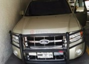 Ford escape limited 2010 38000 kms