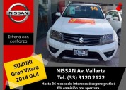 Suzuki grand vitara 2015 67485 kms