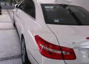 Mercedes benz e 250 2012 51000 kms