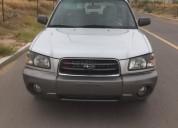 Subaru forester 2004 145000 kms