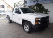 Chevrolet silverado 1500 2014 50000 kms