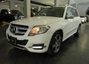 Mercedes benz clase glk 2013 56681 kms