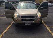 Chevrolet uplander 2005 125000 kms