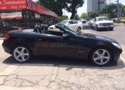 Mercedes benz slk 200 2007 87000 kms