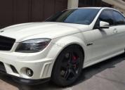 Mercedes benz c63 amg 2009 27946 kms