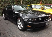 Ford mustang gt premium 2011 83105 kms