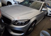 Mercedes benz c 250 2016 26426 kms