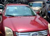 Ford fusion se luxury 2006 85000 kms