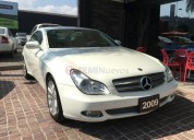 Mercedes benz clase cls 2009 29000 kms