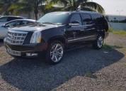 Cadillac escalade 2011 34152 kms