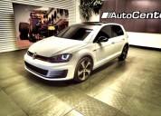 Volkswagen golf gti a7 2015 43314 kms