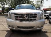 Cadillac escalade 2012 en guadalajara