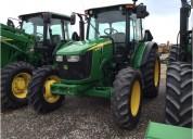 Tractor agricola john deere 5115m