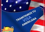 ¡tramitamos tu visa americana!