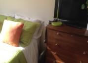En santiago/chile rento cuarto a seÑorita mexicana estudiante