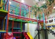 Venta de juegos infantiles para salones de fiestas infantiles
