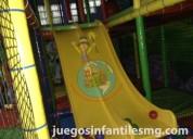 Modulares tubulares de salón - fabrica de juegos infantiles.