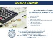 Asesoría contable en metepec