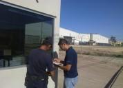 Supervisores y guardias de segurida