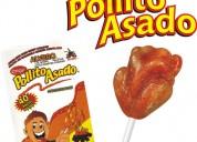 Embolsa paletas pollito urge!!!!