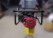Bailarina apisonador hyundai motor 5.5 hp