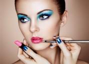 Curso de maquillaje cashmer