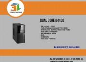 Cpu dual core g4400