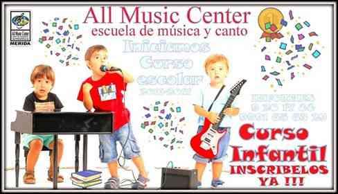 Cursos para niños - INSCRIPCIONES ABIERTAS