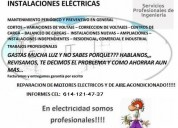 Electricista profesional en chihuahua