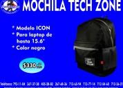 Mochila techzone para laptop