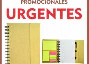 Libretas publicitarias urgentes