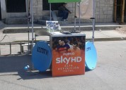Sky  solicita vendedor comisionista