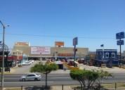 Se renta local #4, excelente ubicación en plaza comercial de principal avenida en mazatlán