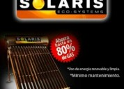 Oferta de calentadores solare de calidad cero inoxidable