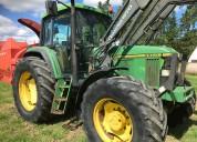 1995, tractor john deere 6900 premium en excelente estado