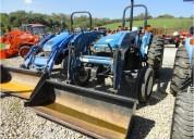 Tractores agricolas variados