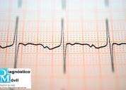 Electrocardiogramas a domicilio en ciudad de mexico