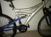 Vendo bicicleta bimex 12 velocidades, rodada 24, casi nueva