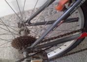 Vendo bicicleta benotto rodada 24, 21 velocidades casi nueva