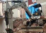 A&e construciones gonzalÉz (fletes y maquinaria pesada para usted)