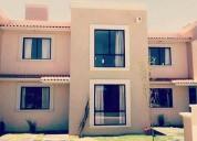 Padrisimas casas en pachuca en pequeña & discreta privada
