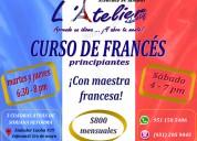 Curso de francÉs principiantes