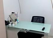 Oficinas equipadas para trabajar