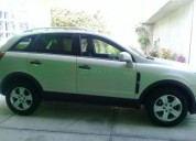 Chevrolet captiva 2015 31000 kms